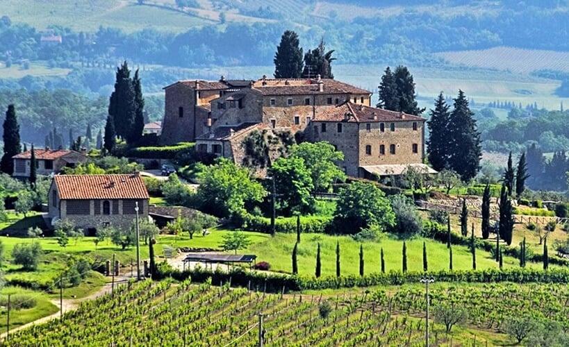 Casário Medieval de Pienza: destino toscano considerado patrimônio cultural da humanidade