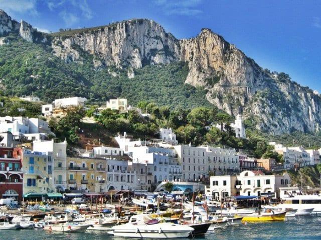 Roteiro de 2 dias na Ilha de Capri