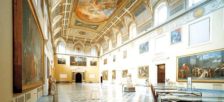 Museu Arqueológico Nacional de Nápoles