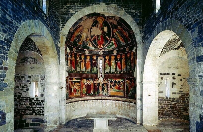 Basílica di Saccargia em Sardenha