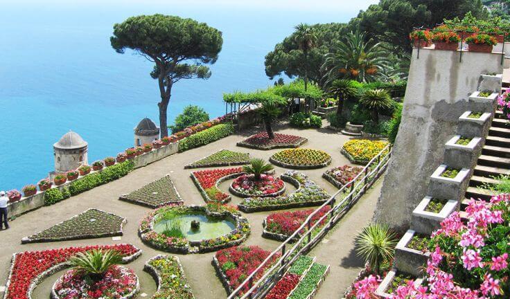 Roteiro de viagem em Ravello na Itália
