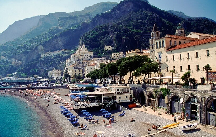 Praias de Amalfi