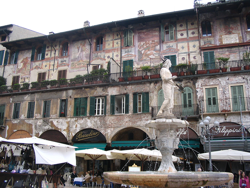 Casa Mazzanti em Verona
