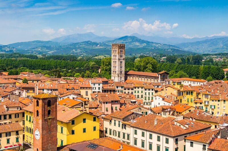 O que fazer em Lucca