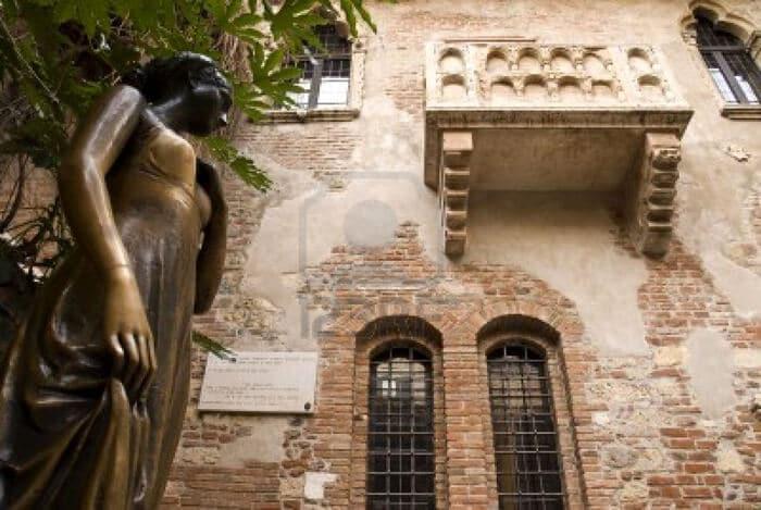 Casa de Julieta em Verona