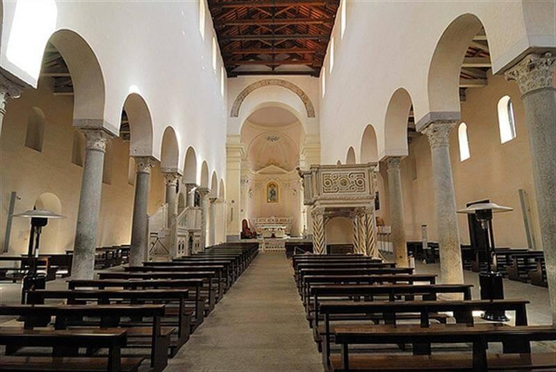 Duomo di Ravello em Ravello