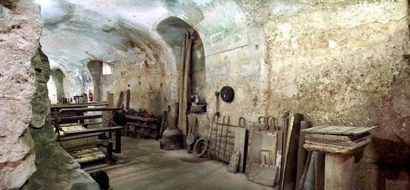 Tour pelo Museo della Carta em Amalfi