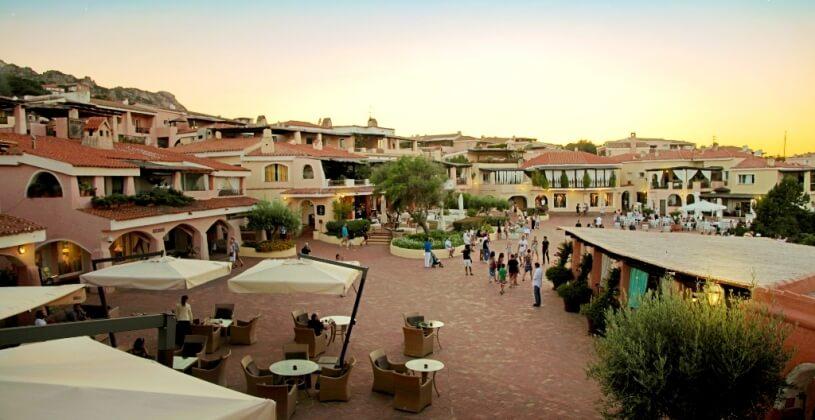 Costa Esmeralda em Sardenha