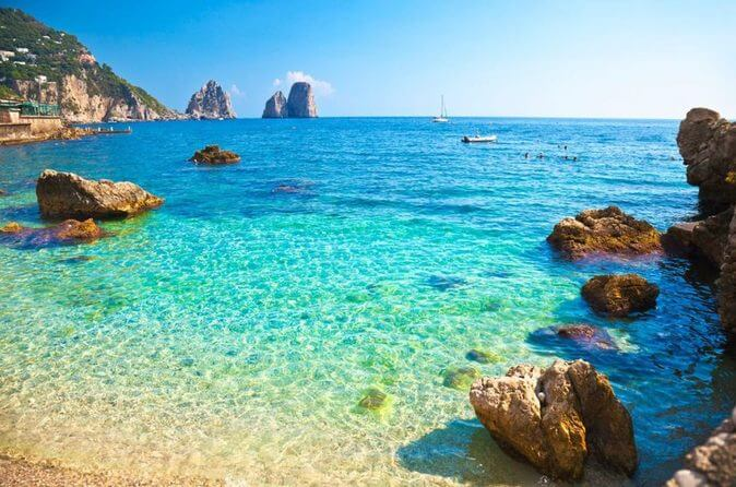 Praias para curtir em Positano