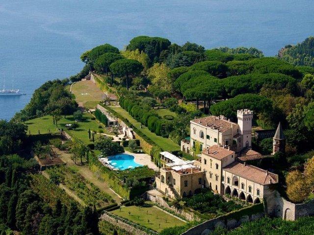 Onde ficar em Ravello