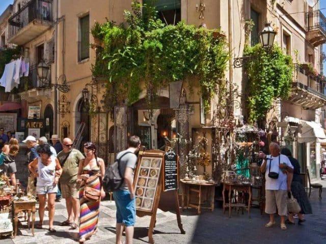 Onde ficar em Taormina