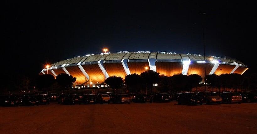 Estádio San Nicola em Bari