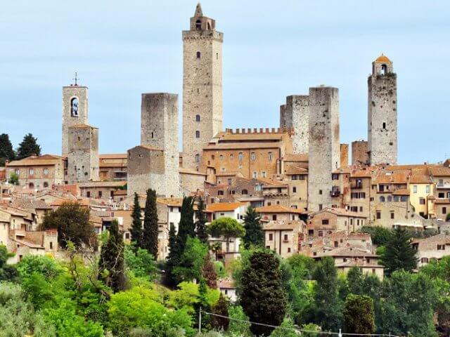 Onde ficar em Siena