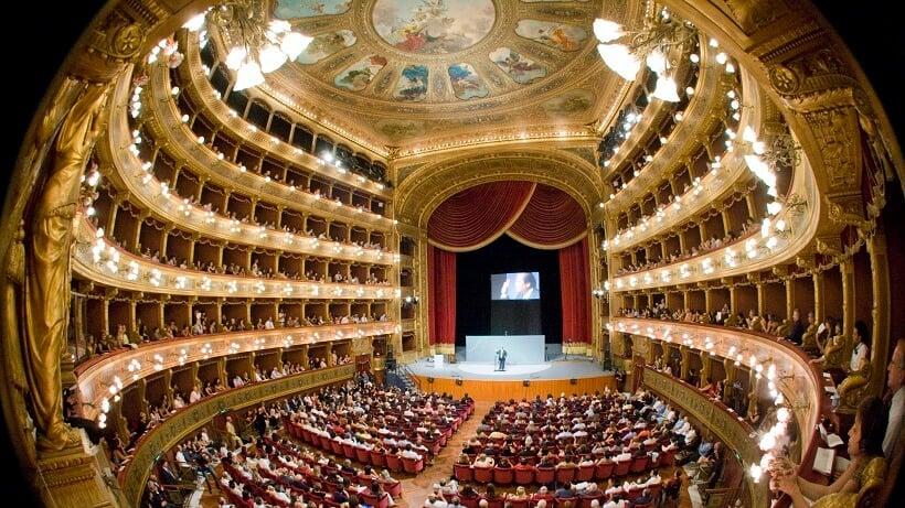 Teatro Massimo em Palermo