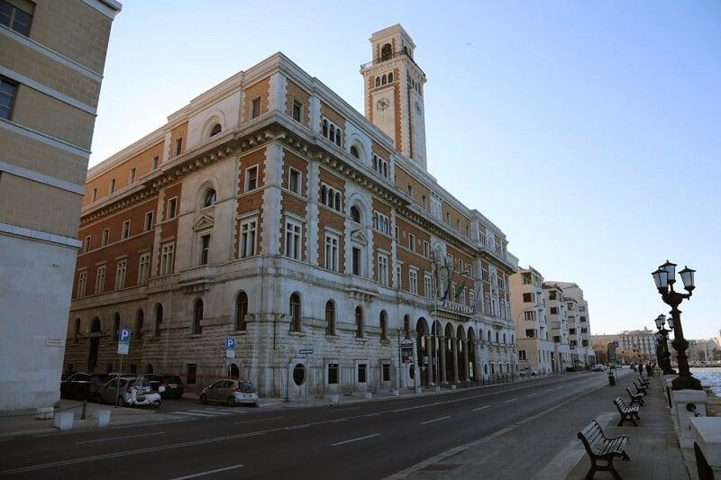 Pinacoteca Metropolitana di Bari na Itália