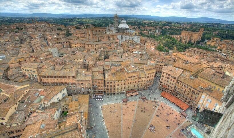 Roteiro de 2 dias em Siena
