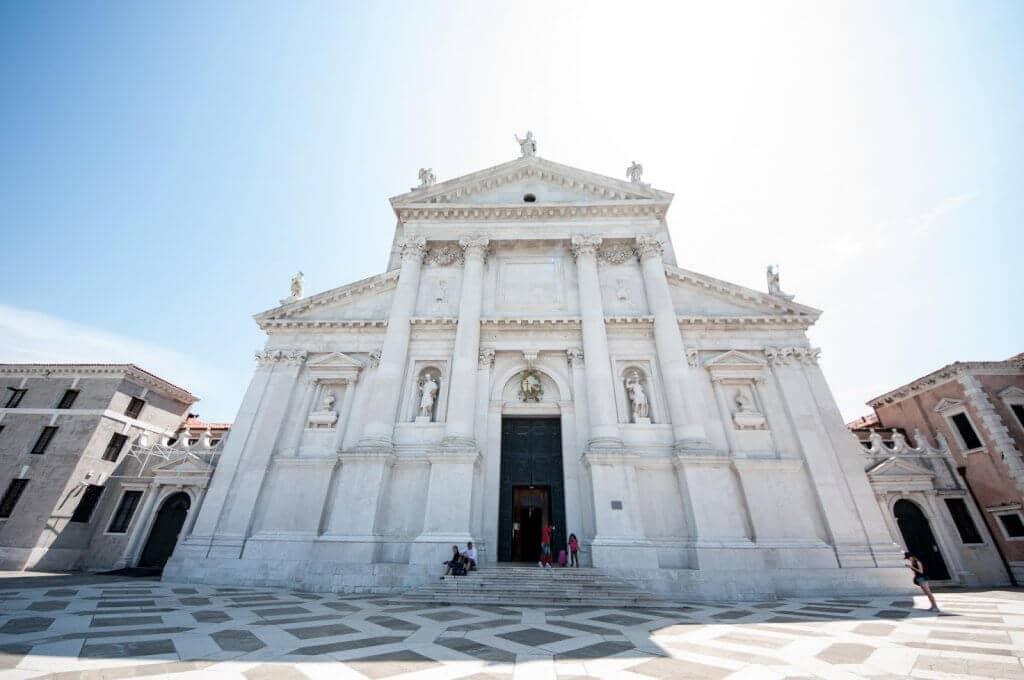 Fachada da Igreja San Giorgio Maggiore