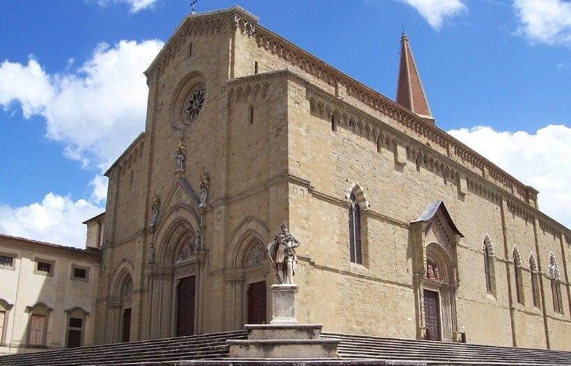 Duomo di Arezzo na Itália