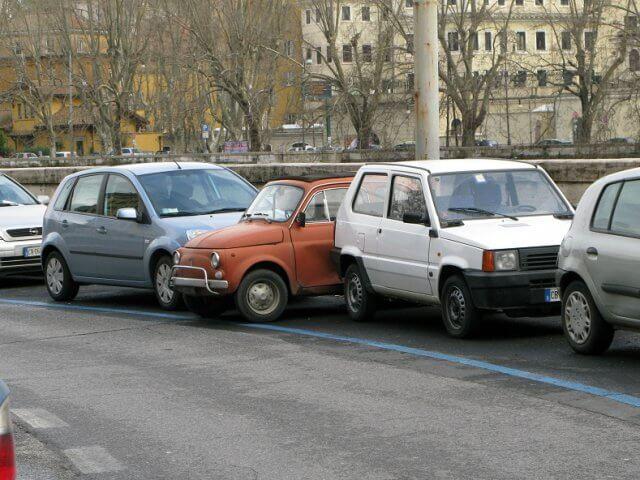 Vale a pena alugar carro em Roma?