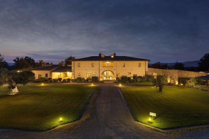 Hotel Le Capanne em Arezzo