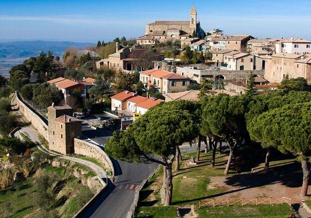 Onde ficar em Montepulciano