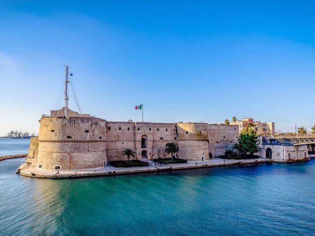 Onde ficar em Taranto