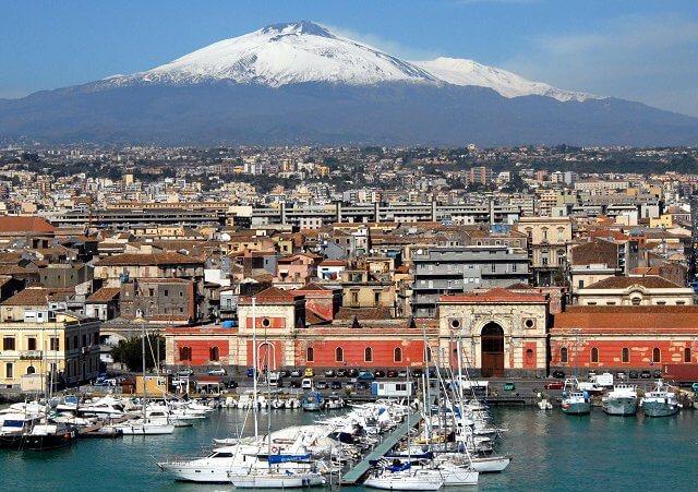 Onde ficar em Catania