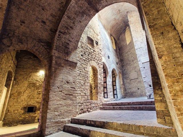 Roteiro de 1 dia em Perugia