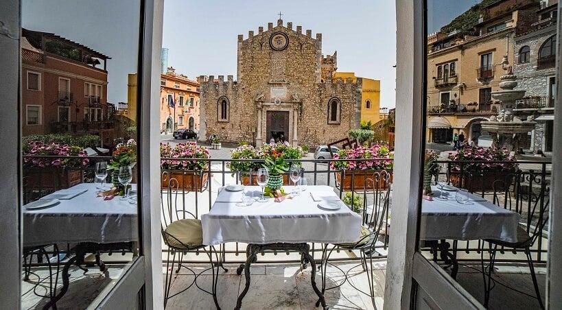 Osteria RossoDiVino em Taormina