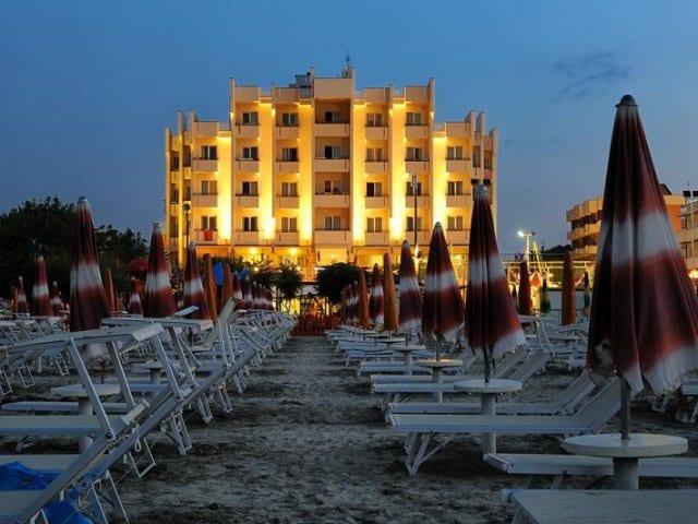 Onde ficar em Rimini