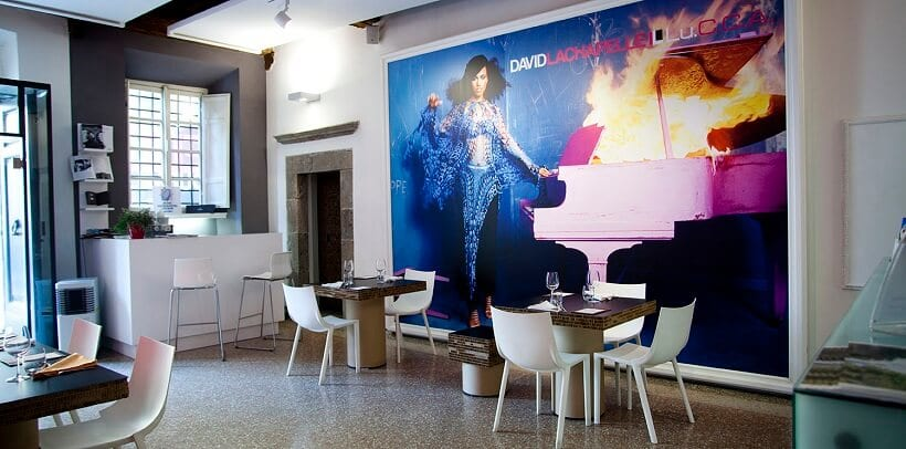 Restaurante L'Imbuto em Lucca