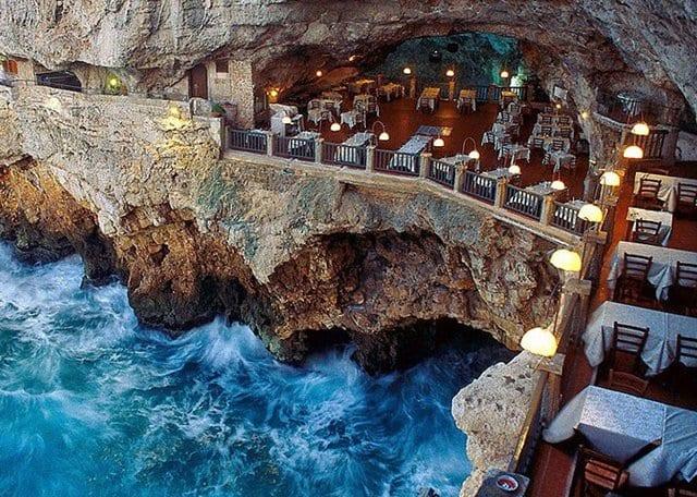 Melhores restaurantes em Bari