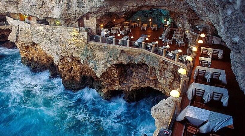 Hotel Restaurant Grotta Pallazzese em Bari