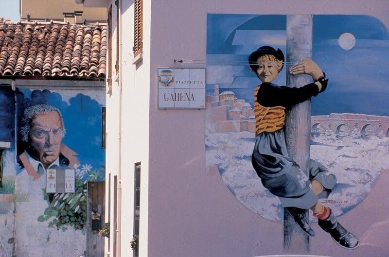 Borgo San Giuliano em Rimini