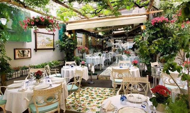 Melhores restaurantes em Sorrento