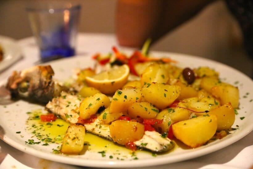 Melhores restaurantes em Manarola