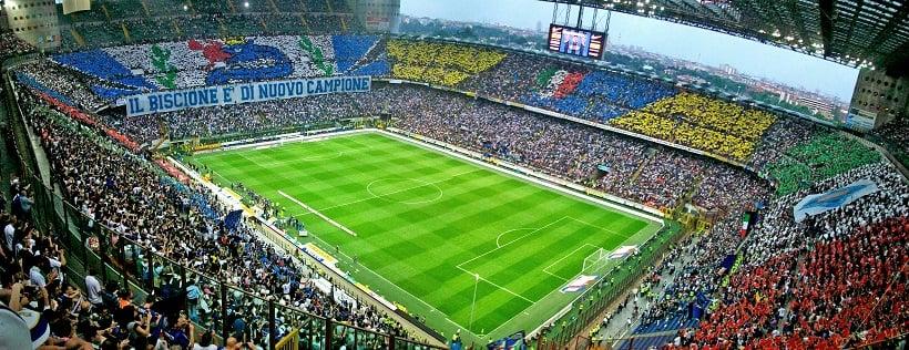 Informações sobre o Estádio Giuseppe Meazza