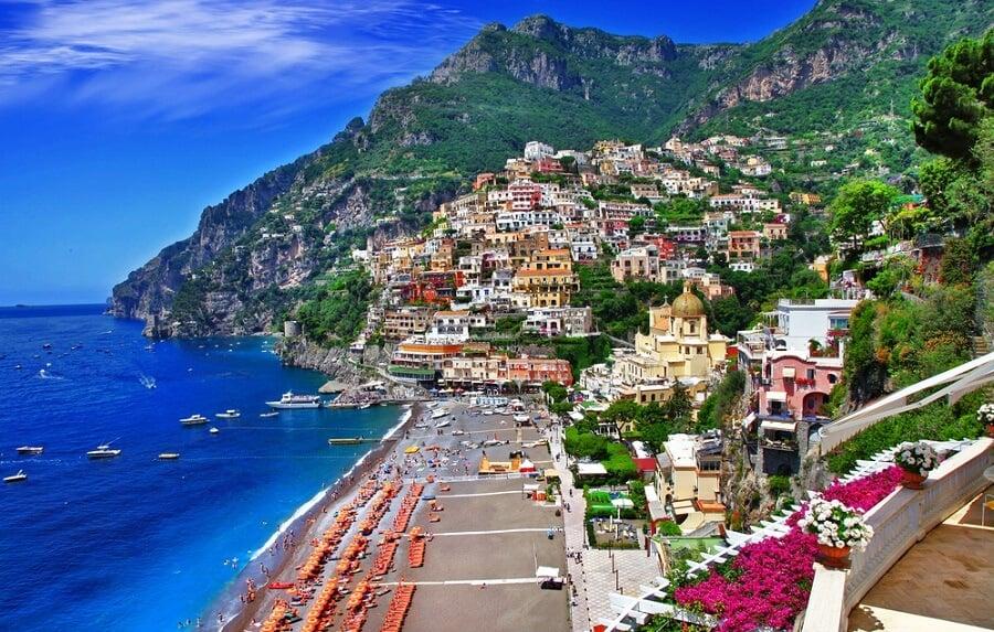 Roteiro pela Costa Amalfitana