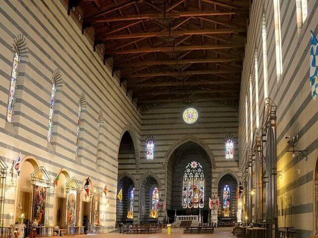 Basilica di San Francesco em Siena