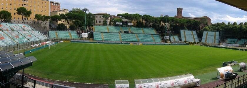 Estádio Artemio Franchi em Siena