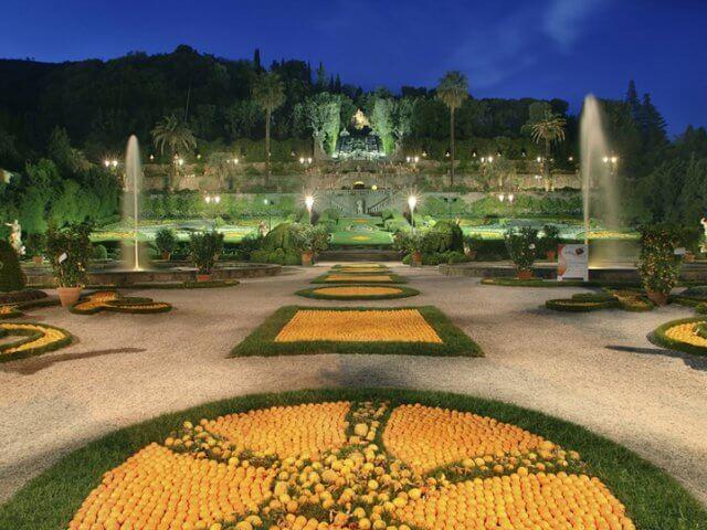Villa Garzoni em Lucca