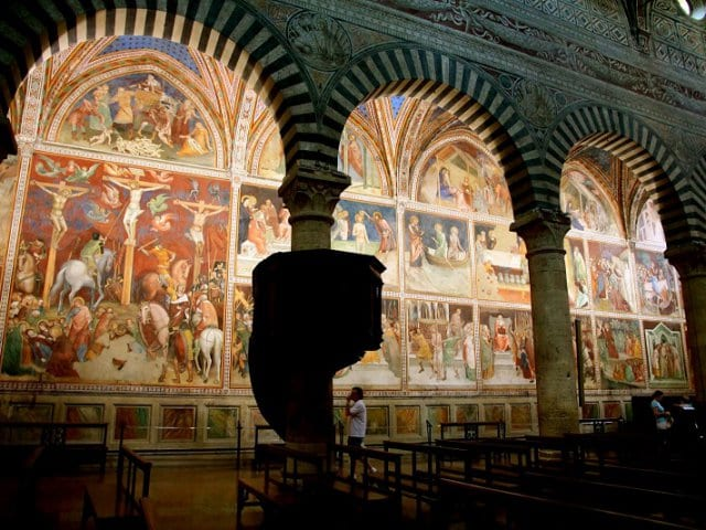Colegiada de San Gimignano