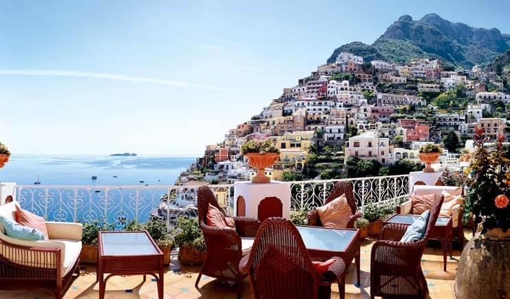 Cidades turísticas da Itália