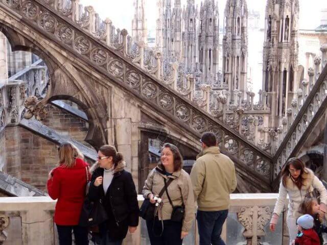 Ingressos para tour de ônibus pela cidade de Milão