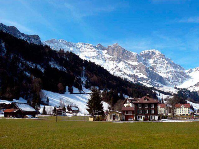 Ingressos para visita aos Alpes Suiços nas redondezas de Milão