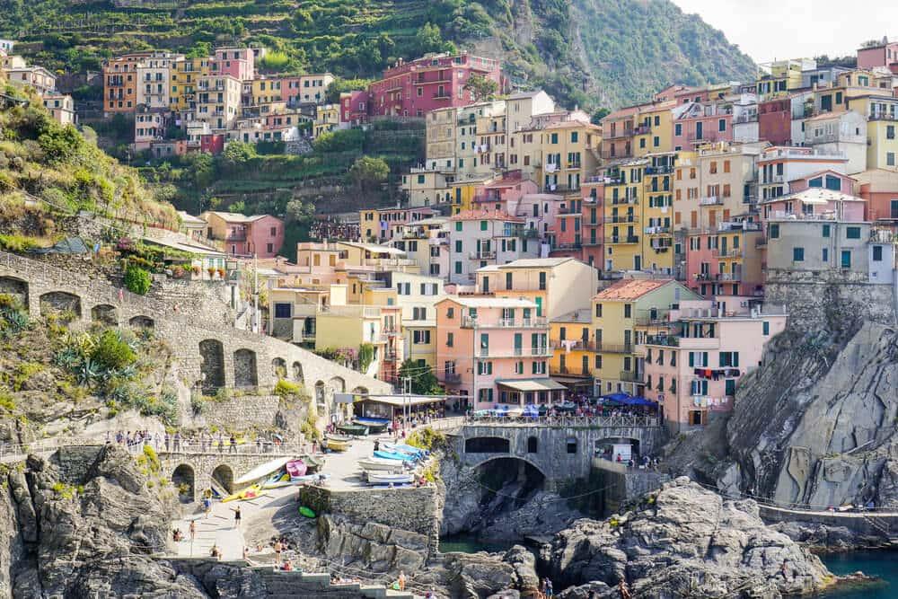 Ingressos para passeio por Cinque Terre nas redondezas de Milão