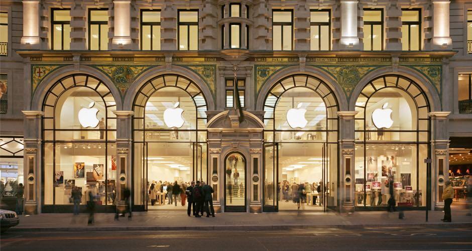 Loja da Apple em Roma