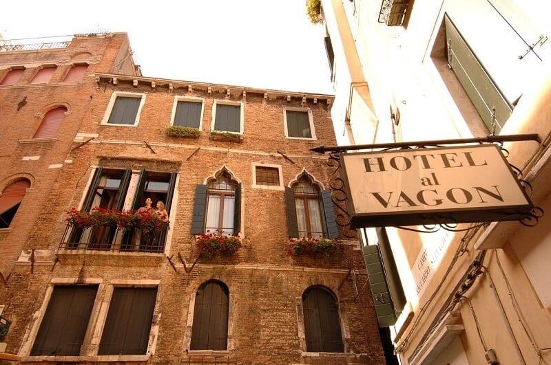 Hotel Al Vagon em Veneza