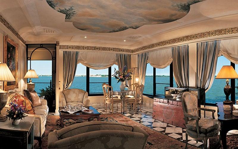 Hotéis bons e baratos em Veneza
