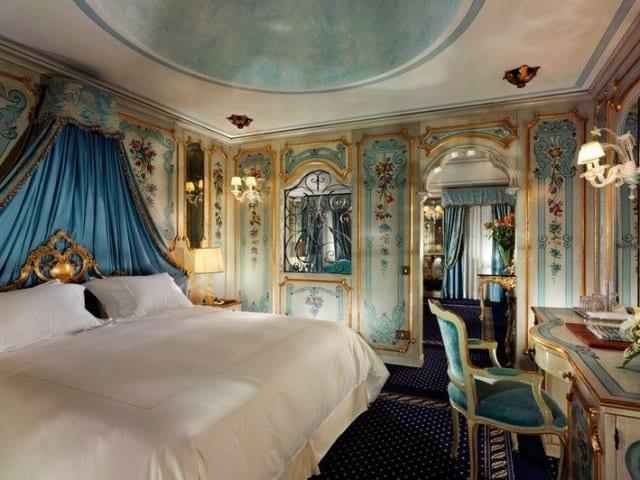 Hotéis de luxo em Veneza